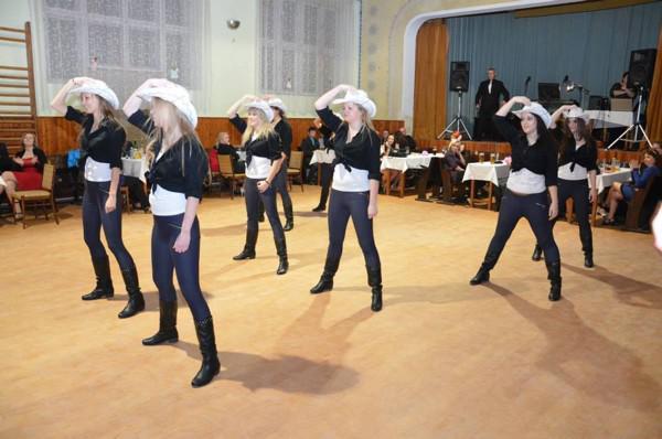 Taneční skupina Carola Brno